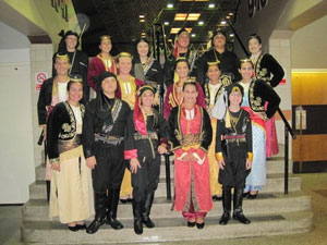Pontian Greek Dancers
