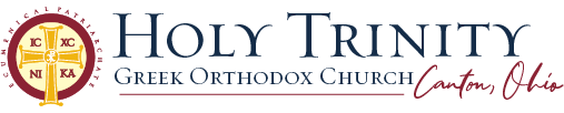 Holy Trinity Greek Orthodox Church Logo
